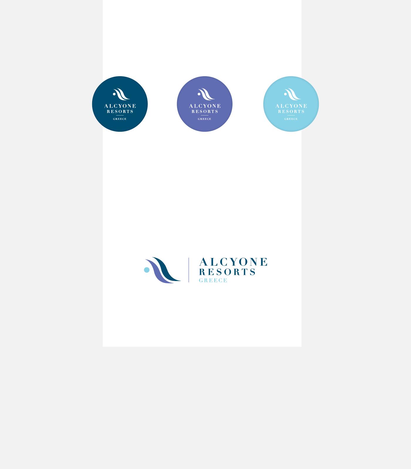 Alcyone Apartments: Resorts Branding On Behance