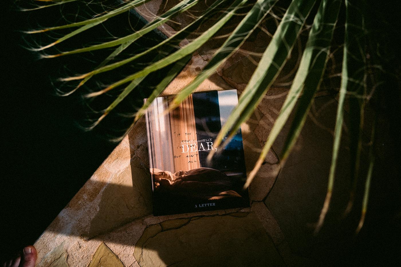 dear andre josselin book photobook art artbook concept mood Leica