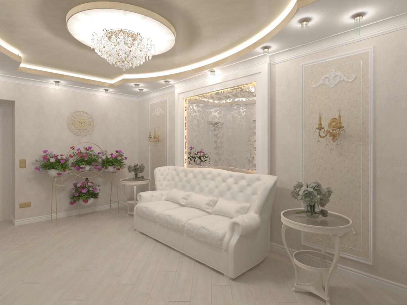 design Design of interior design studio designer designer of interior Interior interior design  style Klassic