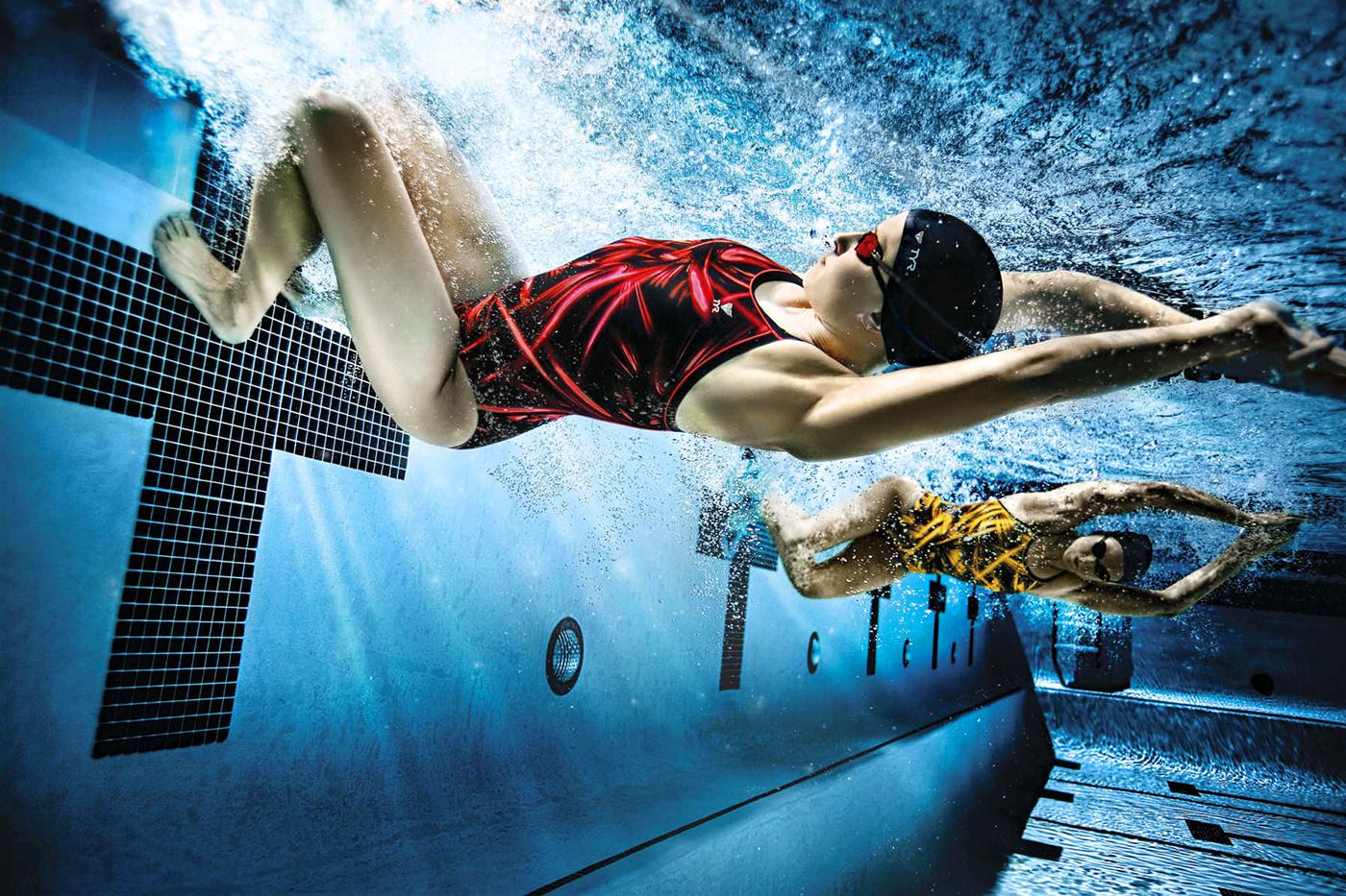 underwater swim swimming swimwear Olympics