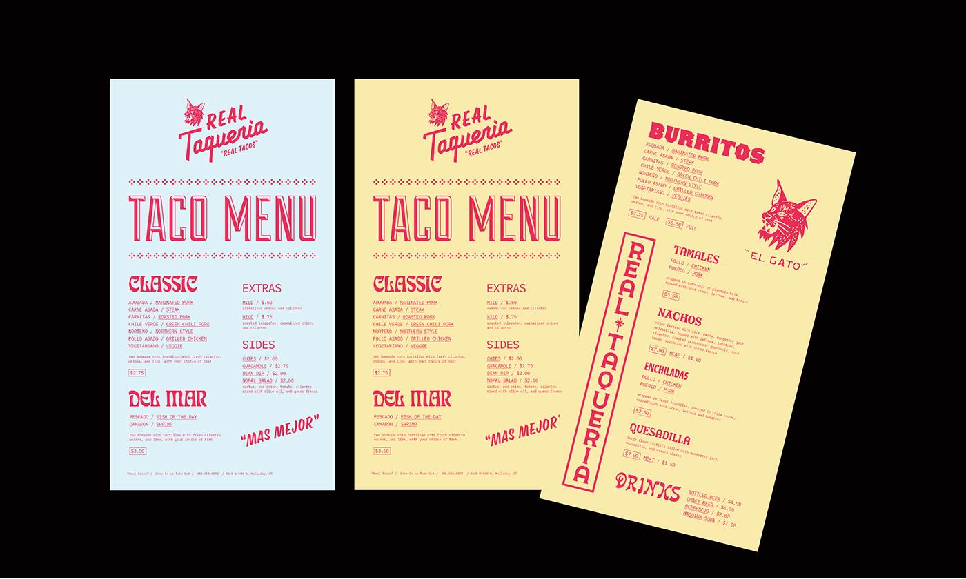 Image may contain: menu and poster