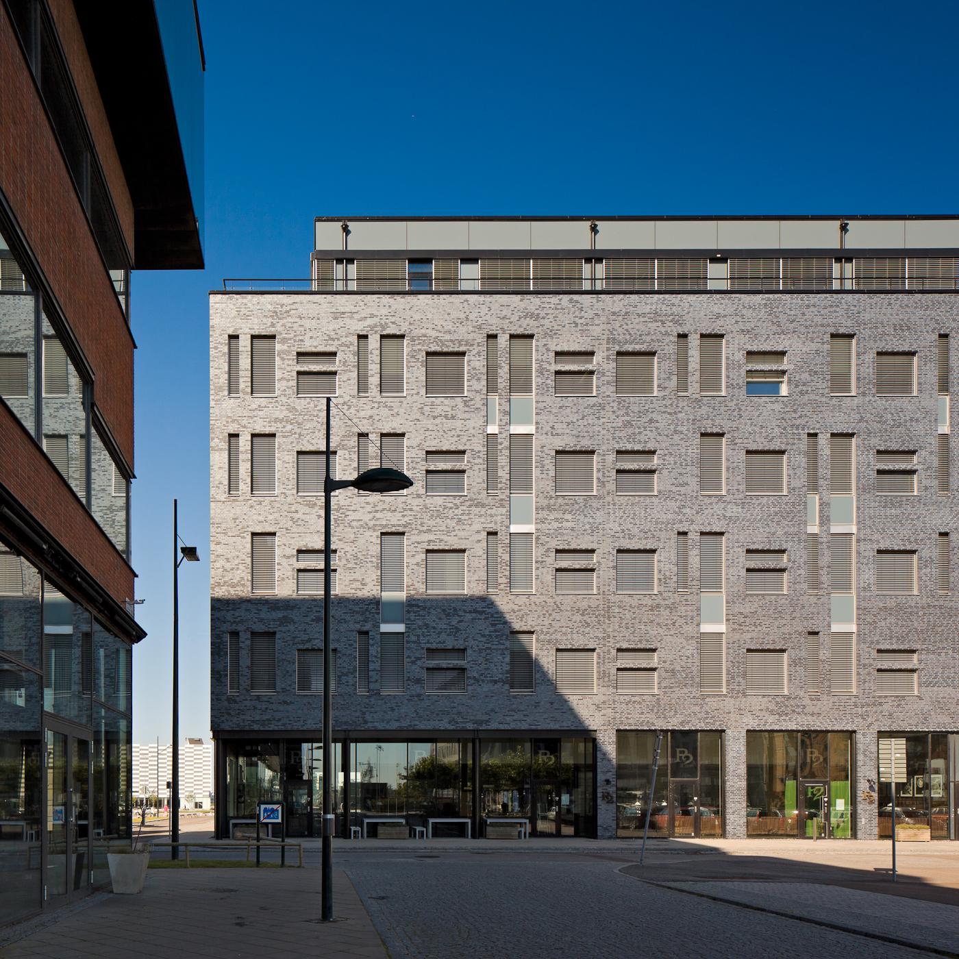 高品質的30張建築系作品集欣賞