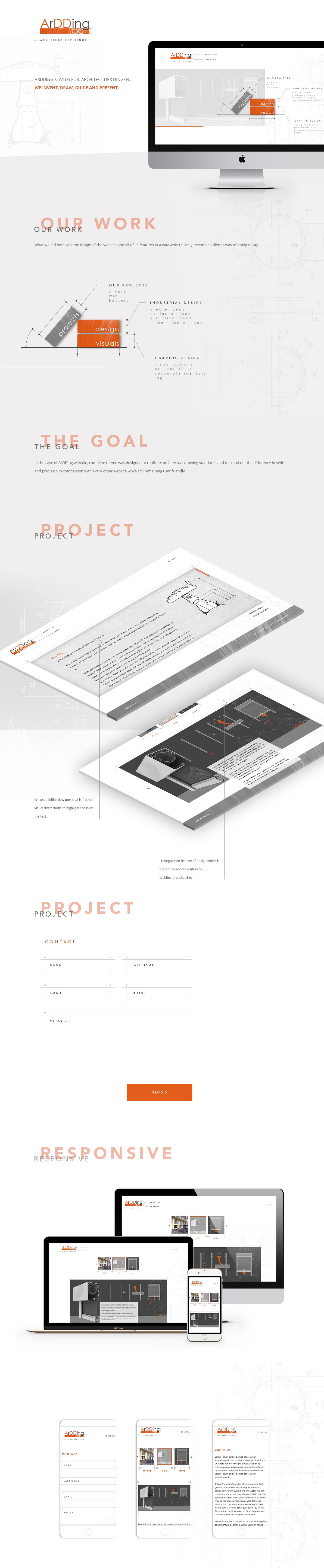 ux web development  architecture Web Design  design