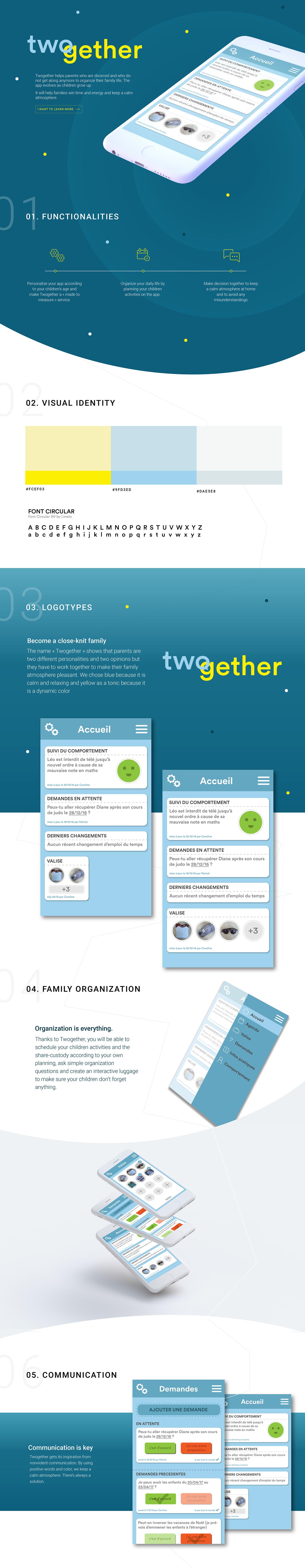 mobile design UI ux app graphism Conception material design