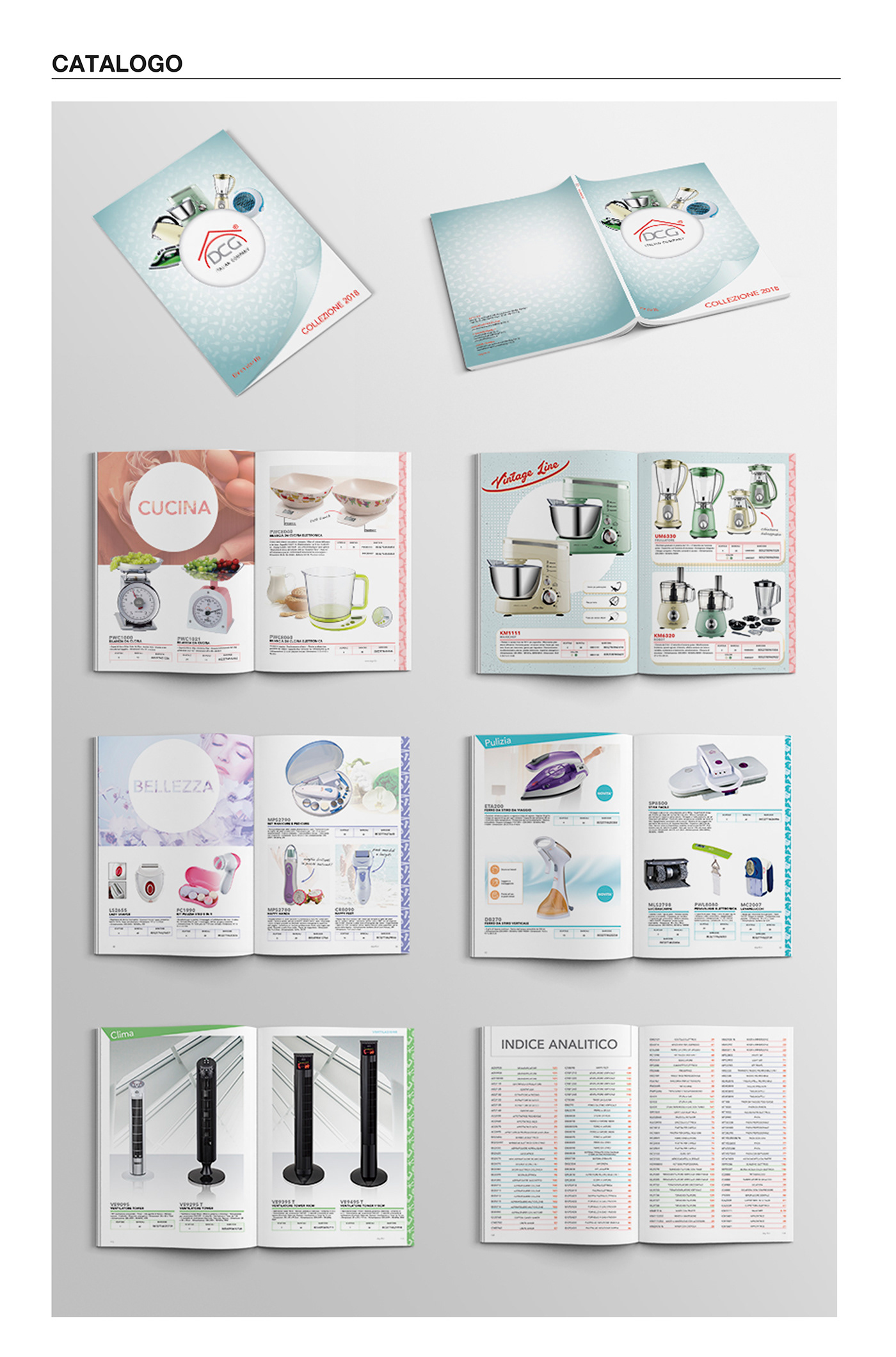 corporate product appliances pattern Packaging graphic design