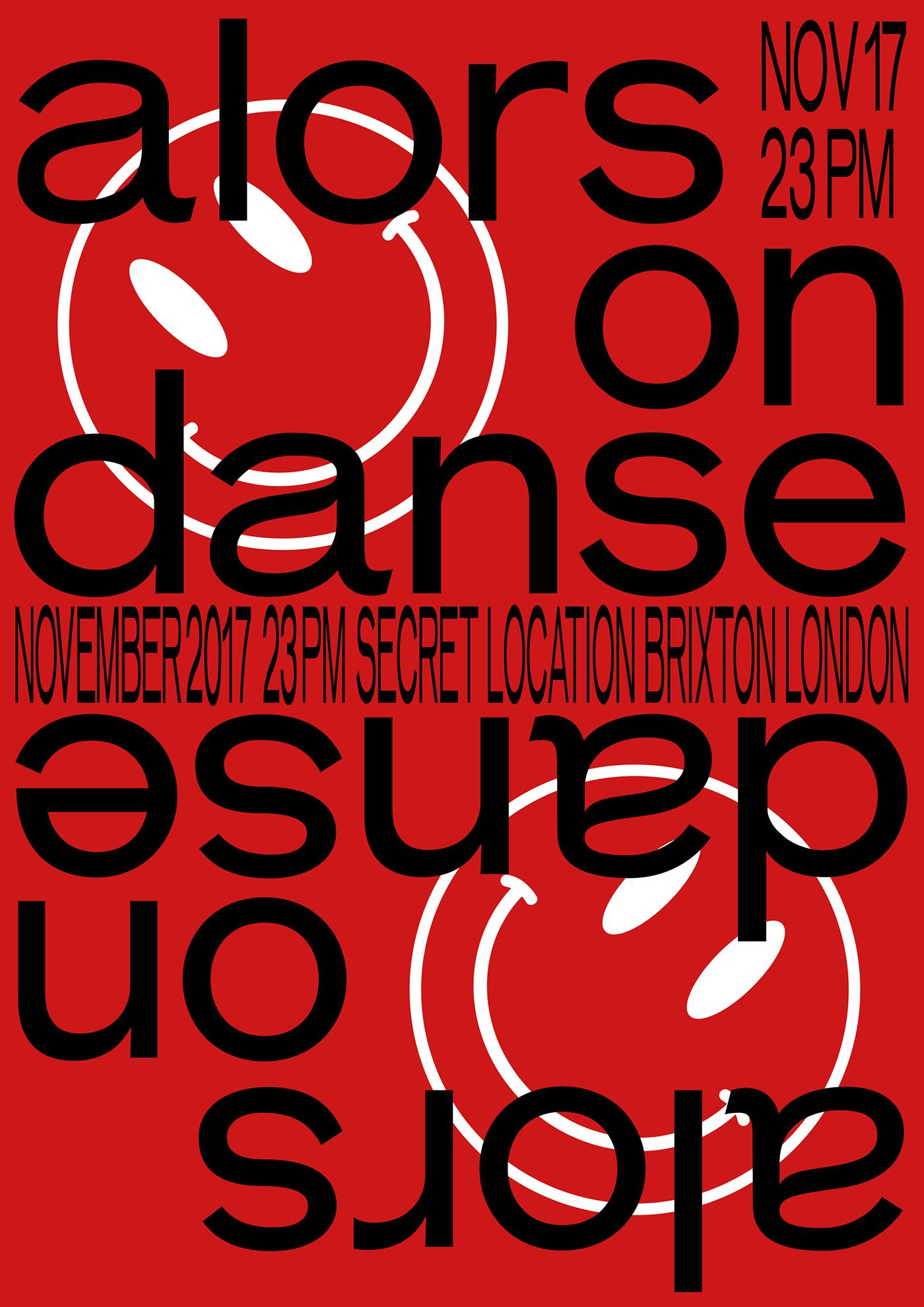 poster graphic design  swiss graphic design typography   art direction  culture art music design