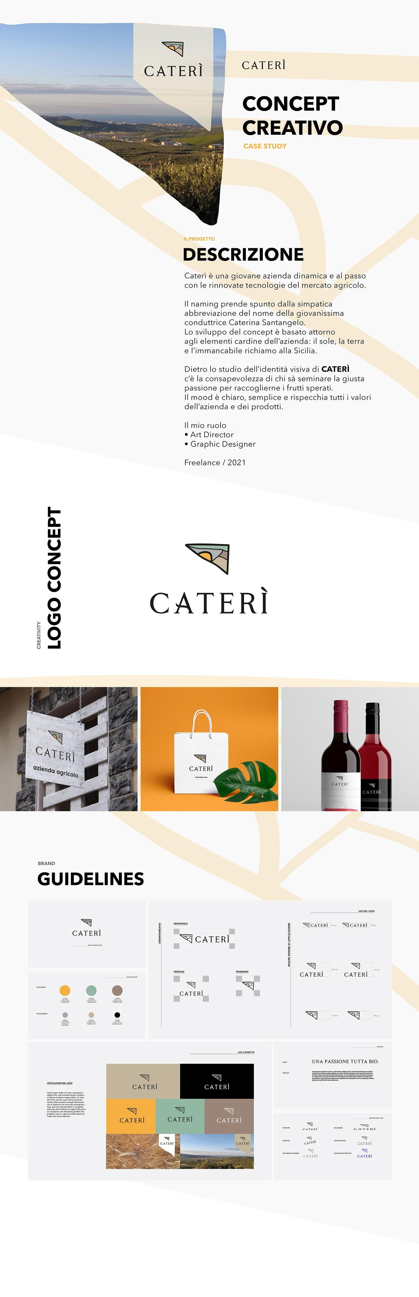 art direction  brand identity concept creative Filippo Maniscalco