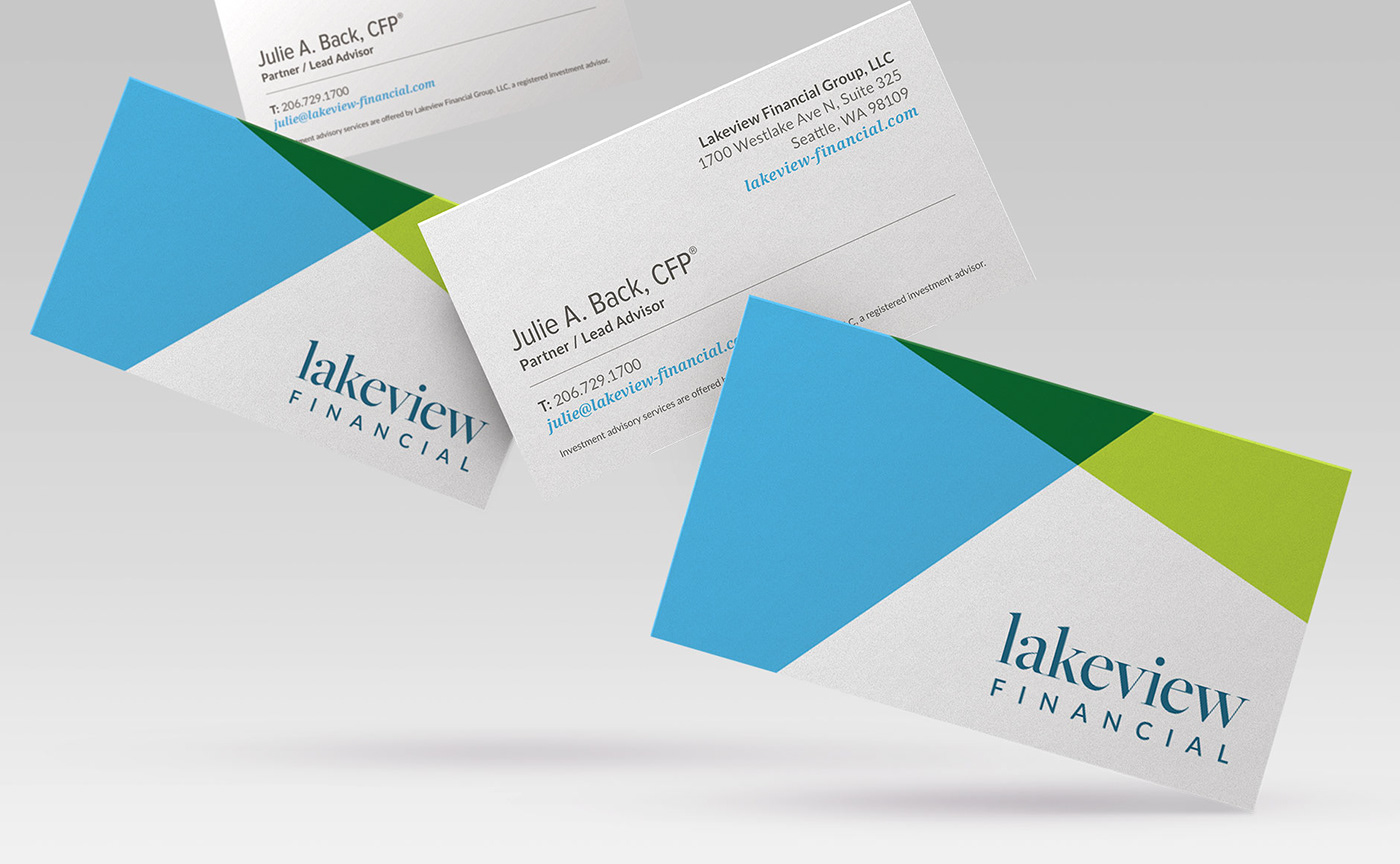 Lakeview financialwebsite logo and visual id on behance website malvernweather Gallery