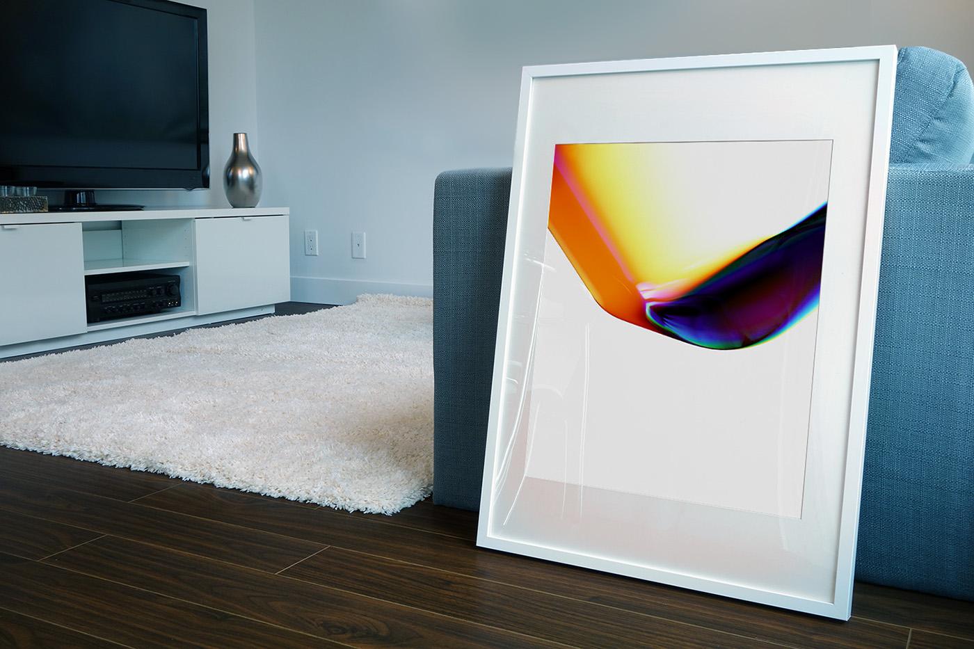 abberation chroma chromatic shane griffin abstract color Beautiful prisim rainbow