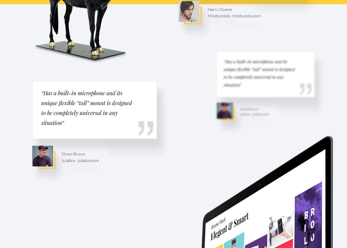 pixelzeesh UI ux MindWorks UAE dubai Multipurpose templete Theme yellow