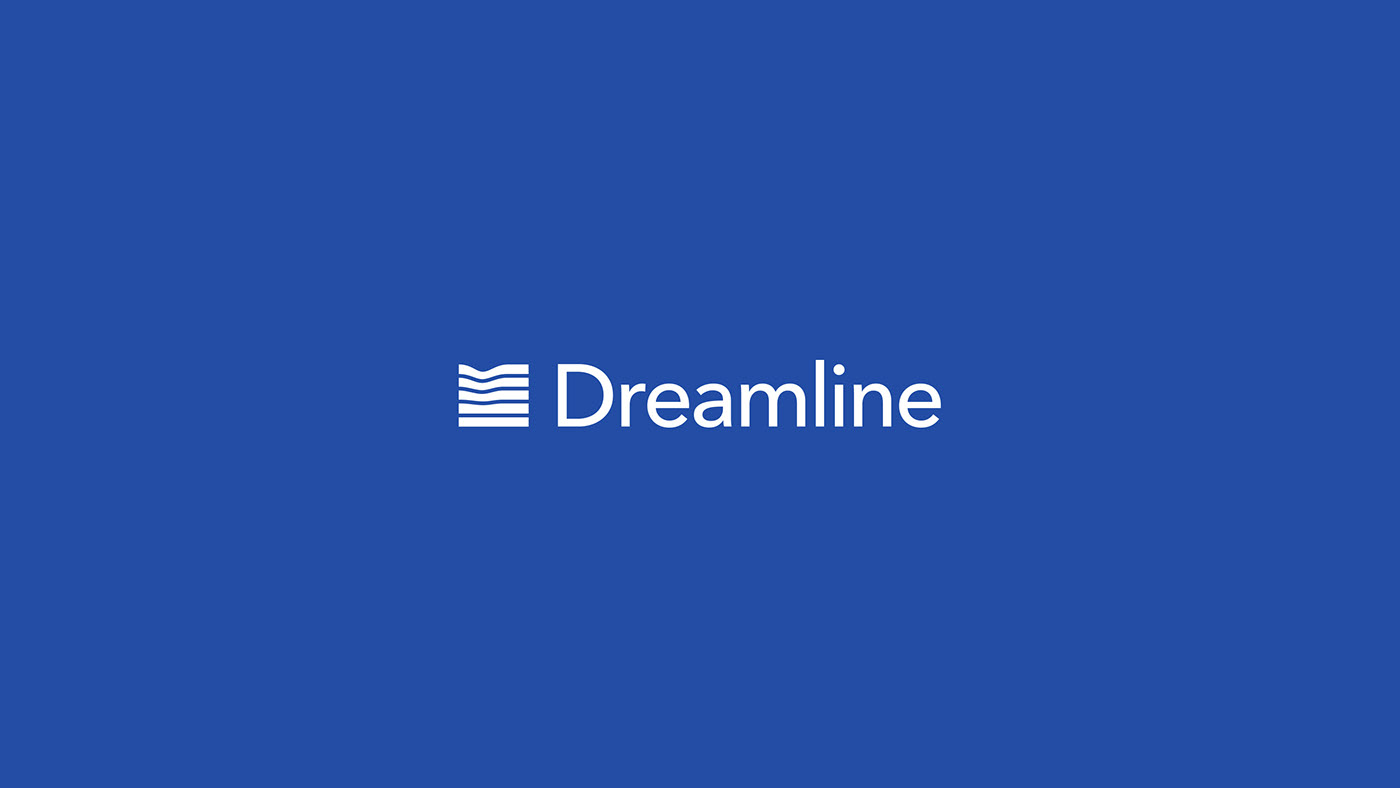 branding  Dreamline granum identity logo Logotype mattress sleep thegranum