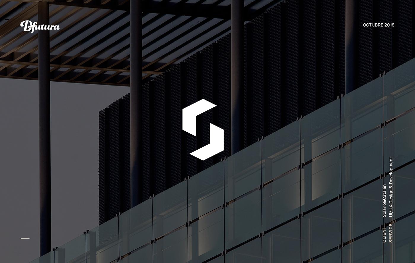 architecture clean buildings elegant minimal
