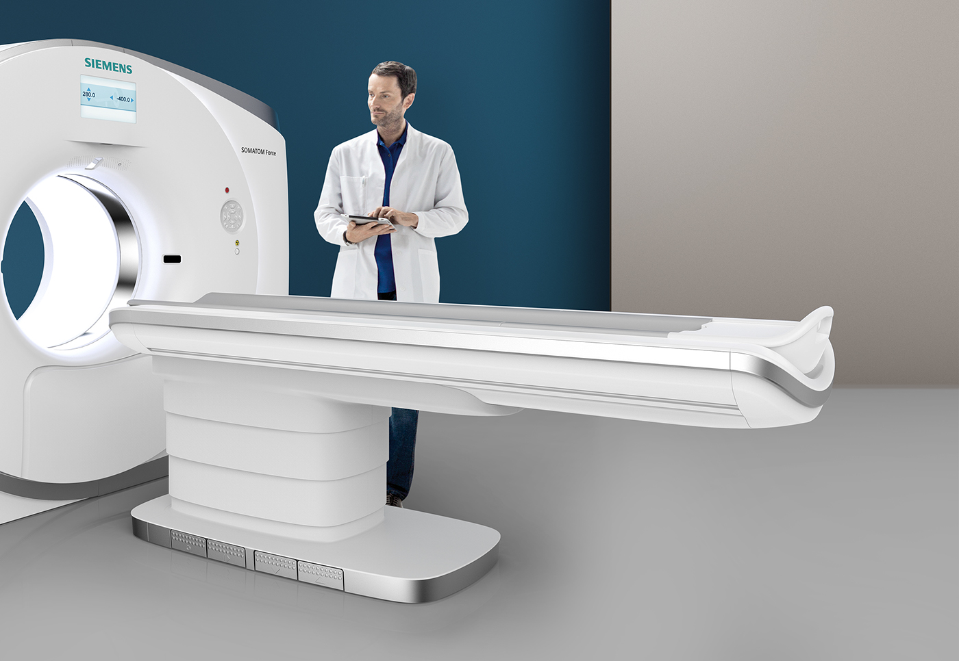 Adobe Portfolio Computed Tomography x-ray medical healthcare ct scanner patient care doctor hospital