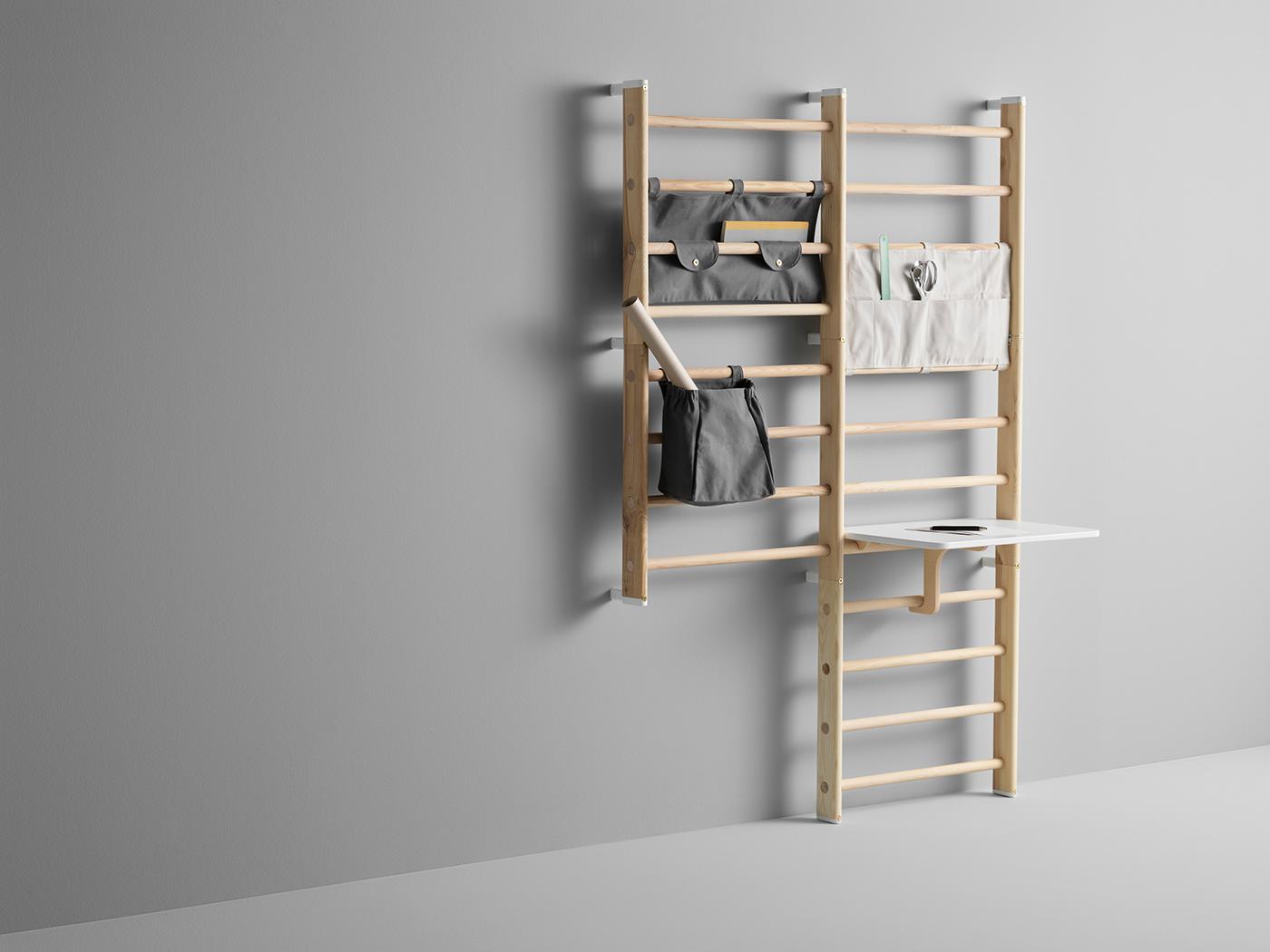 children Childrens furniture furniture design  industrial design  modular Scandinavian design wood