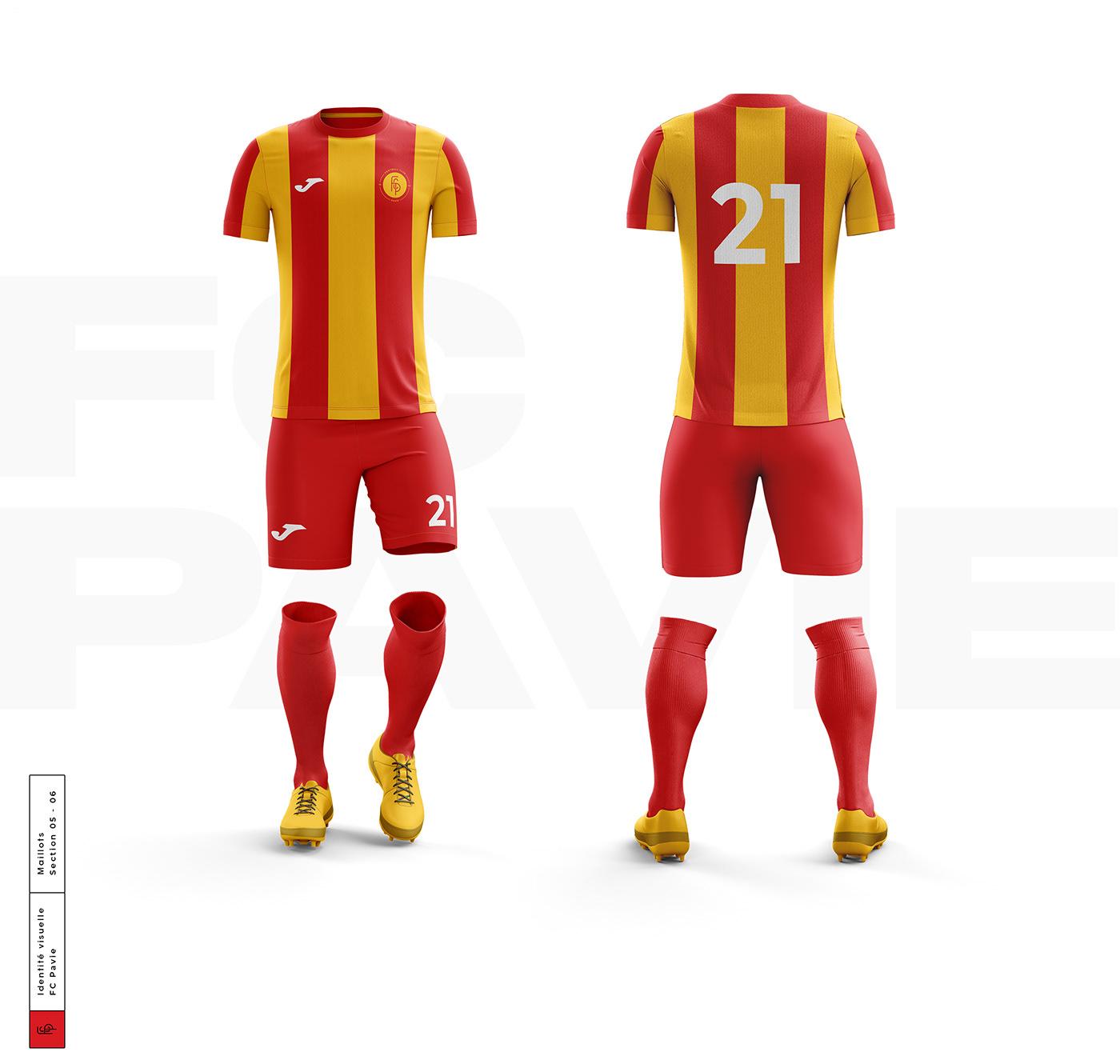 animation  brand branding  crest football football design logo soccer Soccer Kit Sports logo