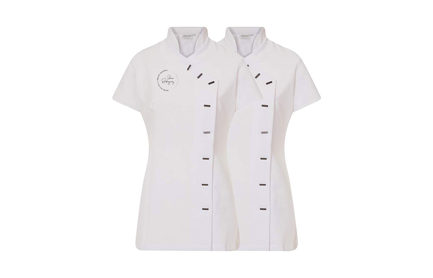 Image may contain: clothing, shirt and sleeve