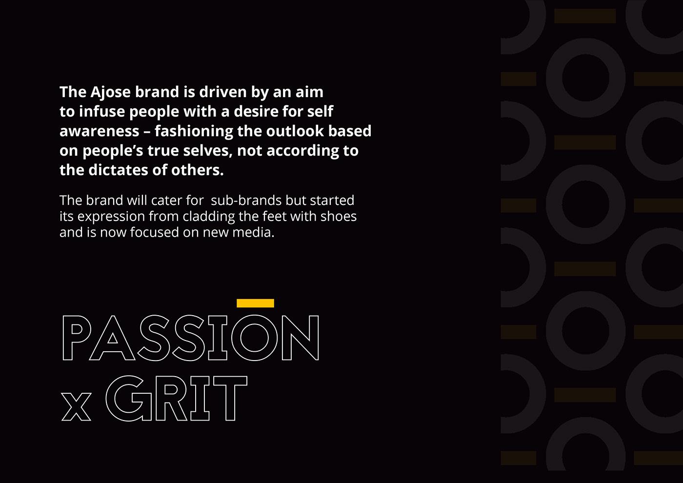 branding  nigeria design Identity Design Patterns