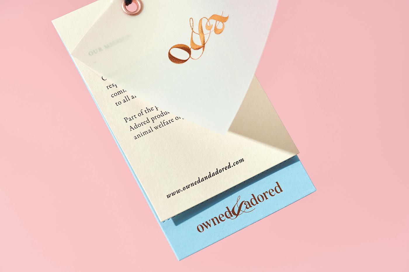 Anagrama anagramastudio mexico design branding  Pet Packaging collars identity pink