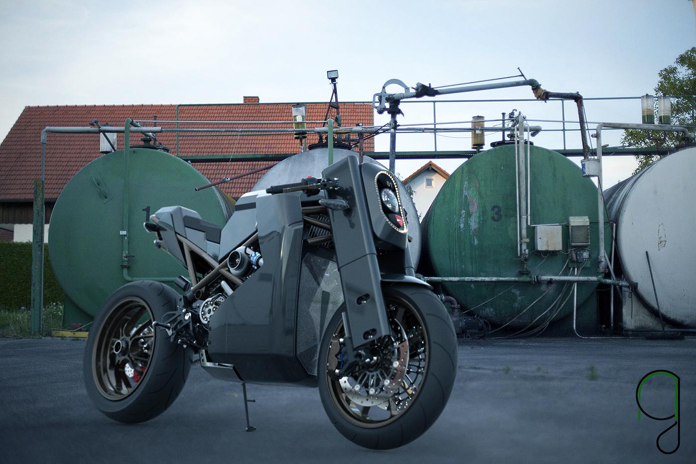 Motor Bike Ducati bike concept Ducati Concept Auto car motorbike design concept concept