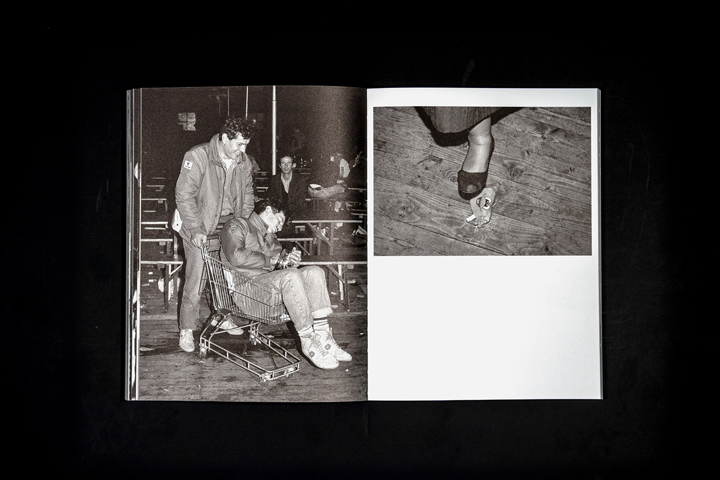 artbook independentpublishing München oktoberfest photobook Photography  reallife slanted Slanted Publishers Wiesn