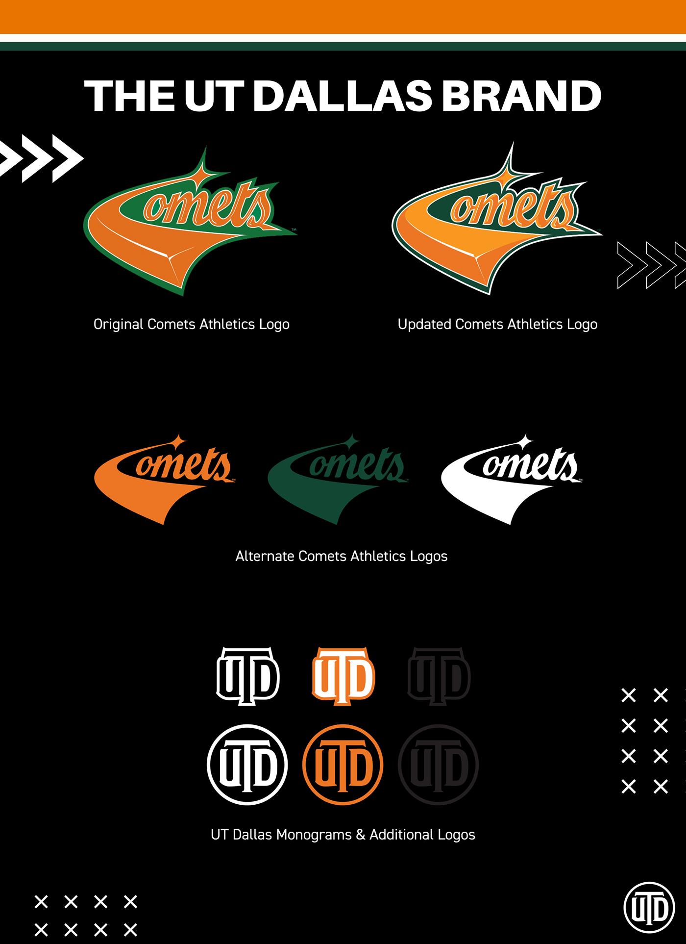 esports esports brand Esports Rebrand UTDallas utdesports