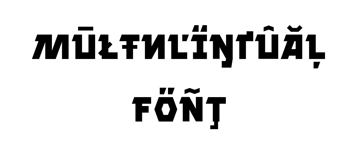 Cyrillic Display free Free font free fonts Headline Hero logo multilingual Title