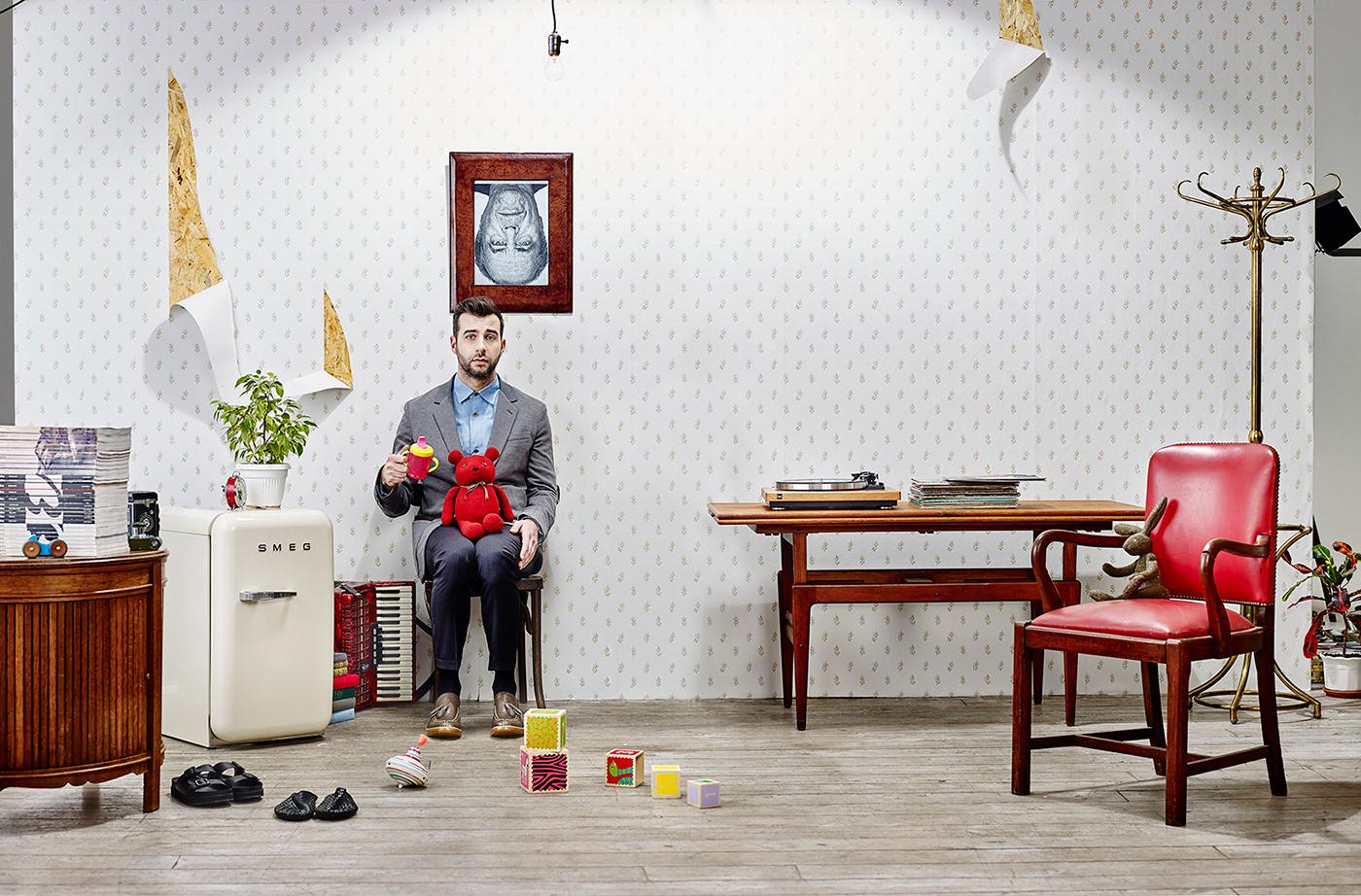 dmitry zhuravlev Photography  ivan urgant esquire russia