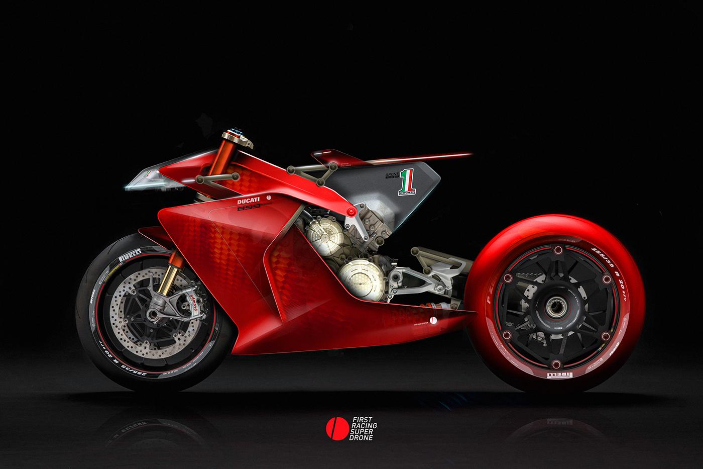 Ducati Bike Challenge On Behance