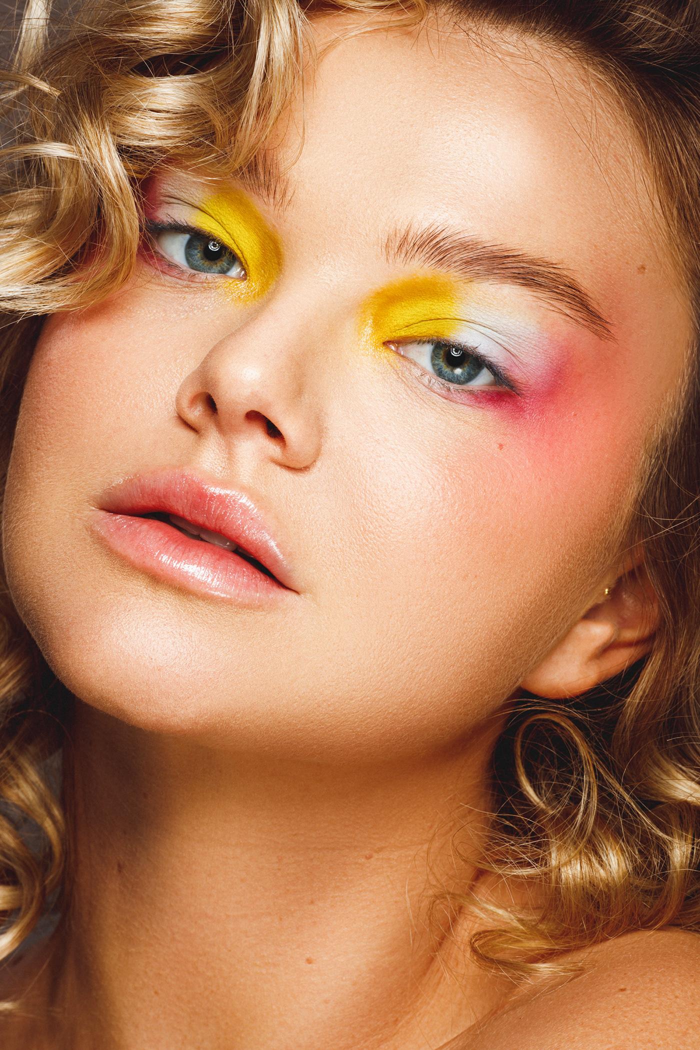 beauty editorial Fashion  Magazine Cover Mode Montreal montreal photo Photography  portrait studio