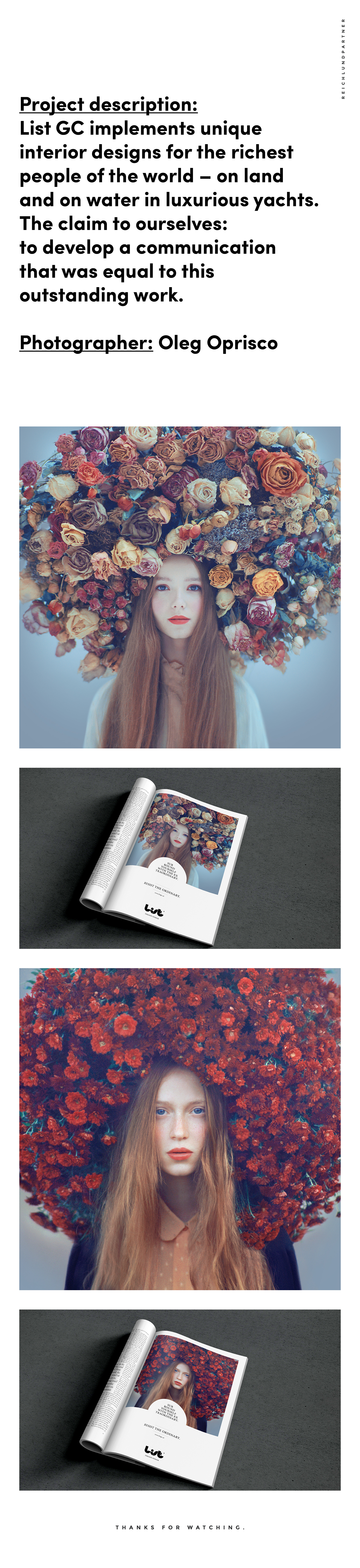 list Reichl oleg oprisco Photography  Advertising  award