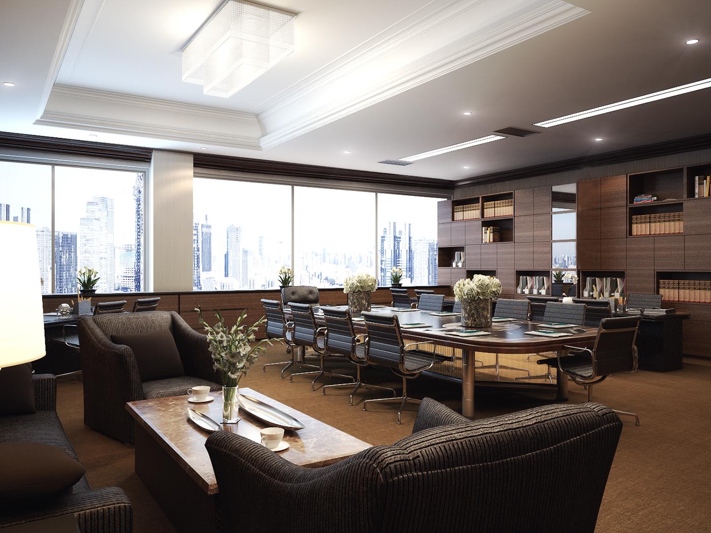 高品質的47個辦公室設計欣賞