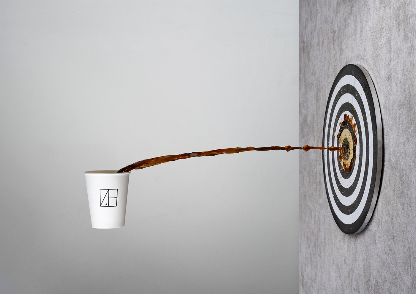 brand brand identity business cafe Coffee indonesia jakarta minimalist modern Productivity