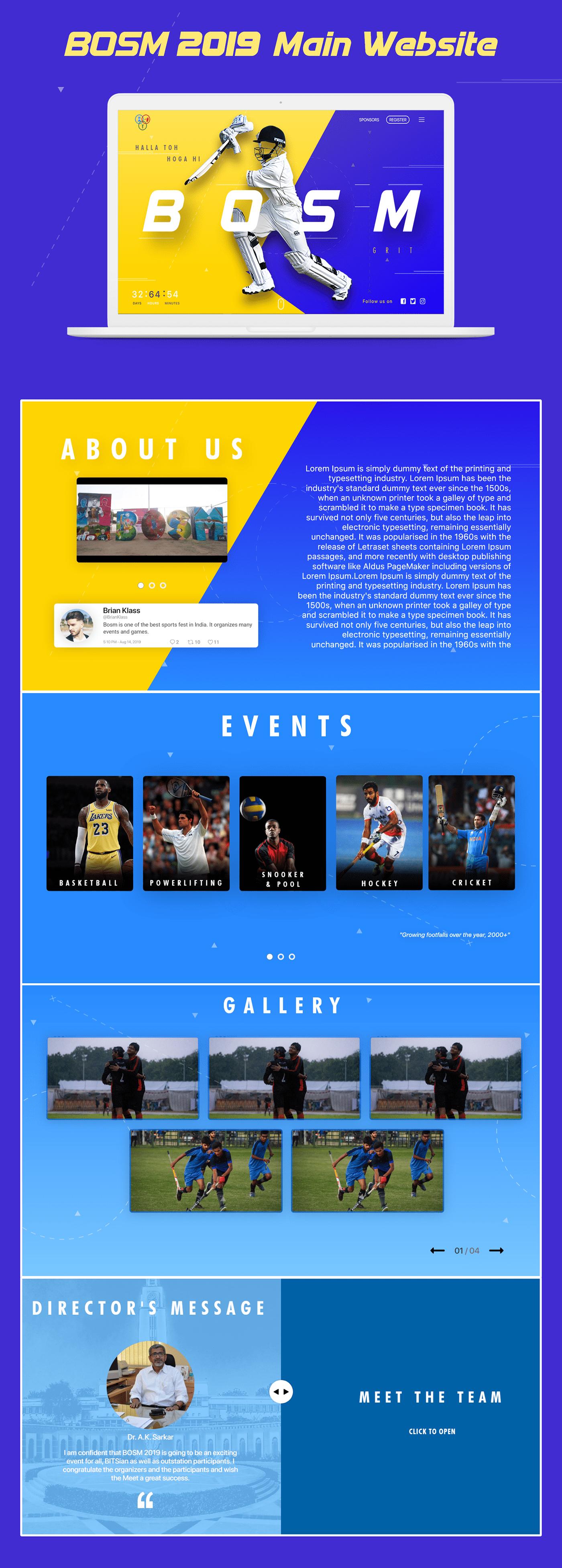 sports fest sport Meet Competition