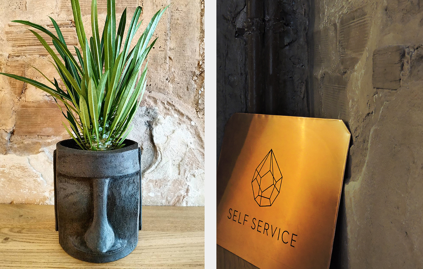 branding  cafe cafe logo coffee shop geometric juices minimal logo Packaging