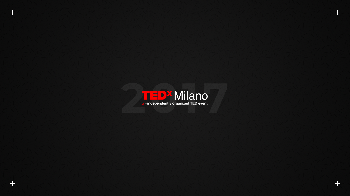 TED TEDx milan Event whispers shouts format digital print talks