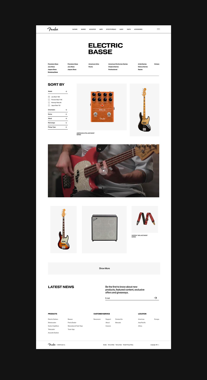 Image may contain: musical instrument, guitar and screenshot