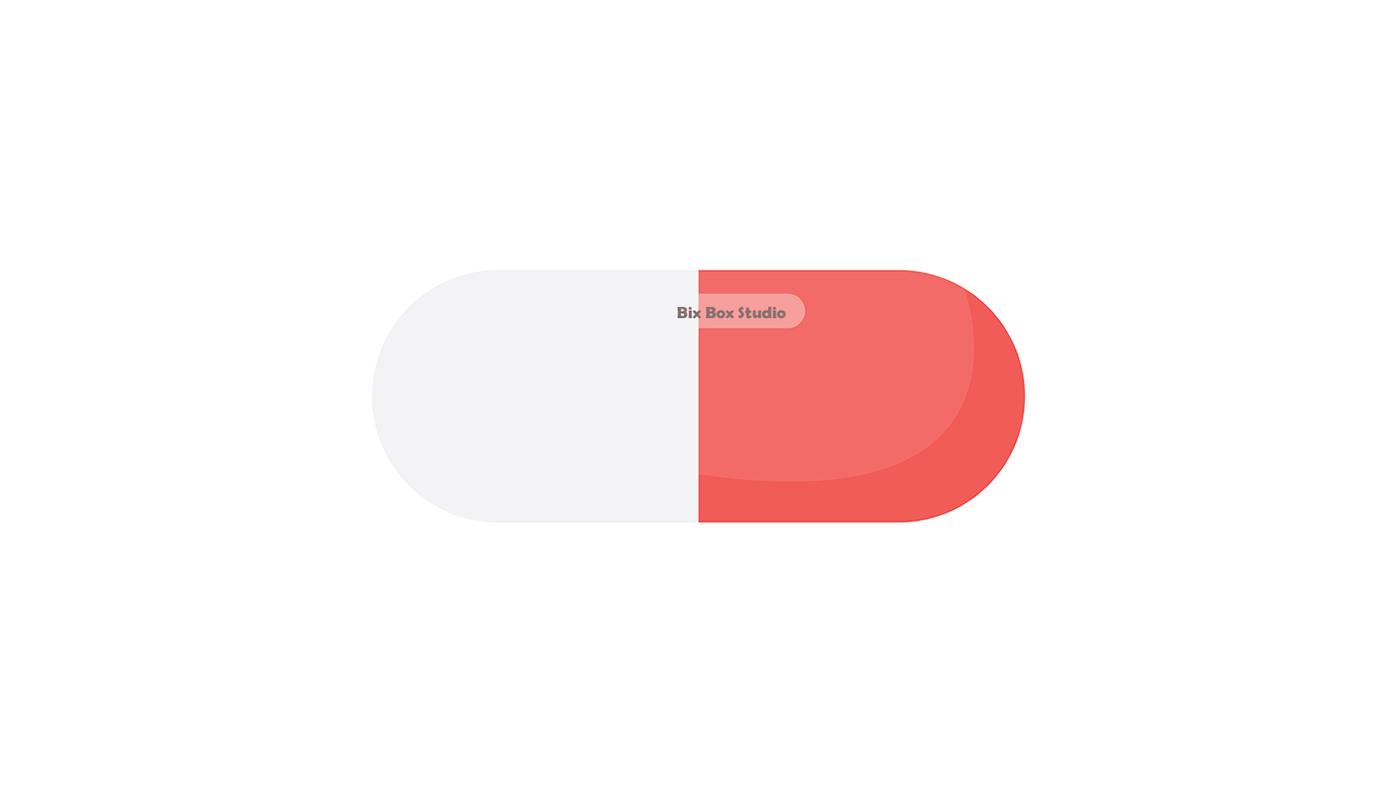 capsule medicine Health Icon