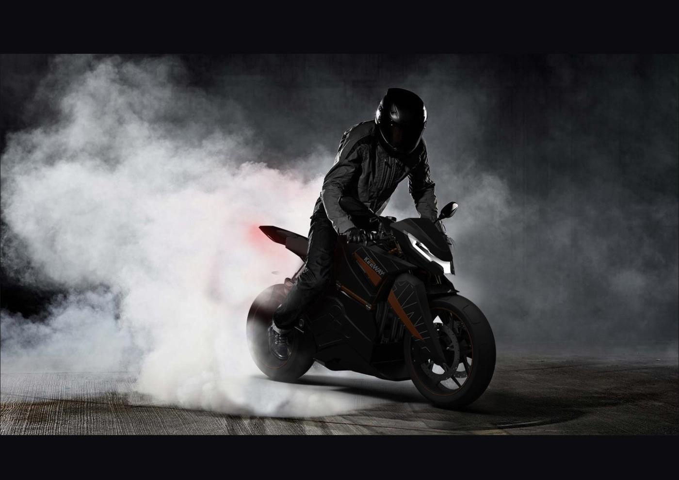 automotive   conceptbike motorcycle design engine benelli hybrid Bike industrialdesign motorbike