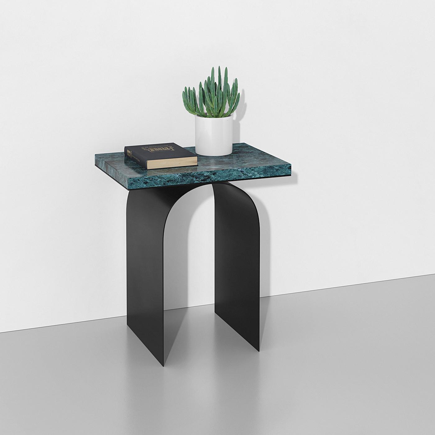 U0027Arcu0027 Side Table.