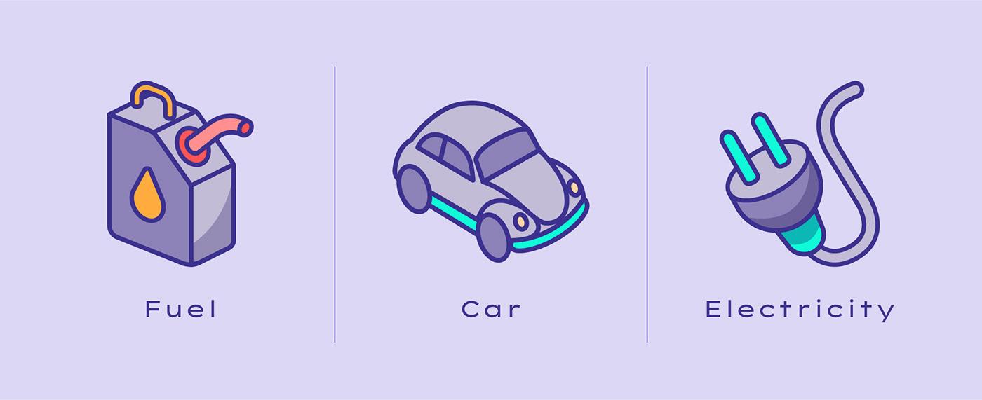 Image may contain: vehicle, land vehicle and cartoon