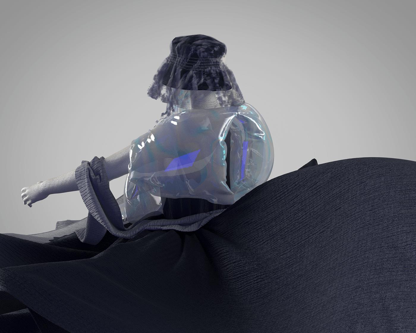 3D 3dart 3DArtist 3dfashion clo Clo3d digital digitalart Fashion  MarvelousDesigner