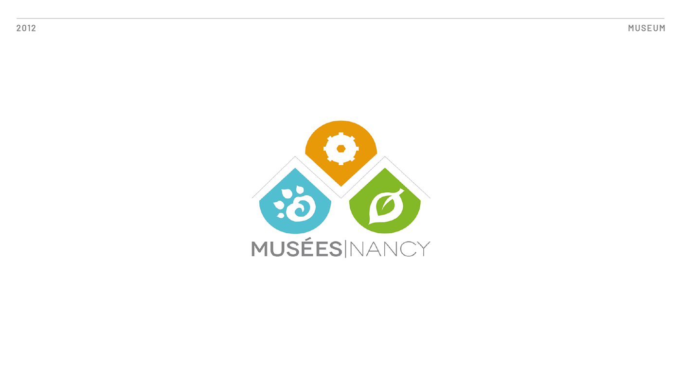 Logo for Musées de Nancy