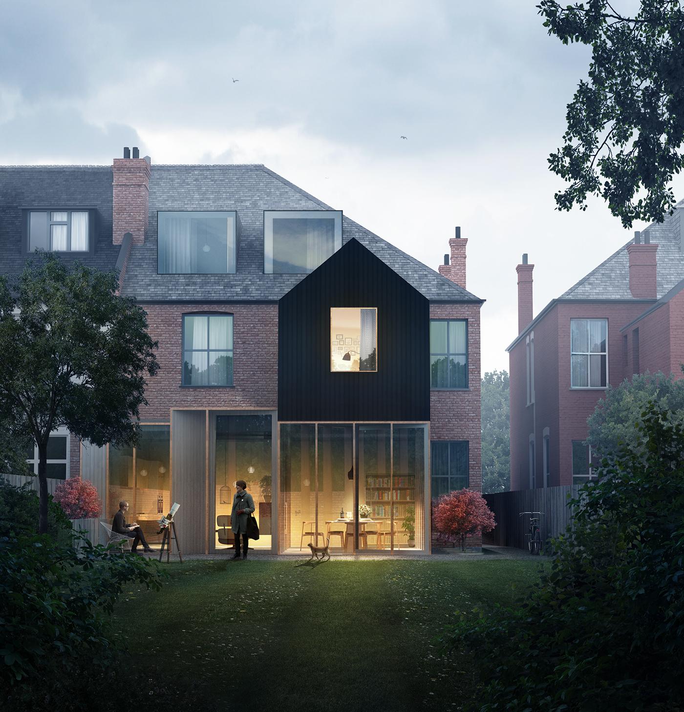 極美的40張建築風格欣賞