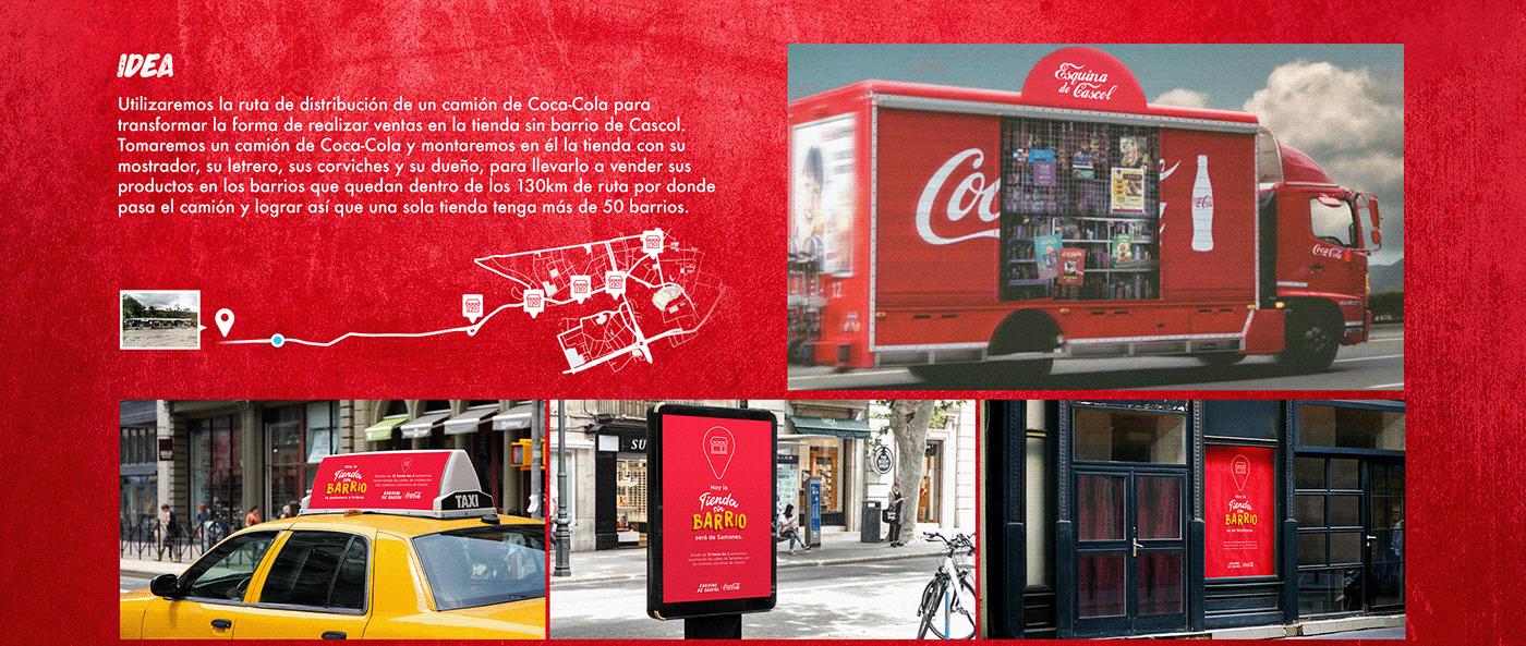Advertising  Coca-Cola nuevos talentos  ojo de iberoamerica Shortlist