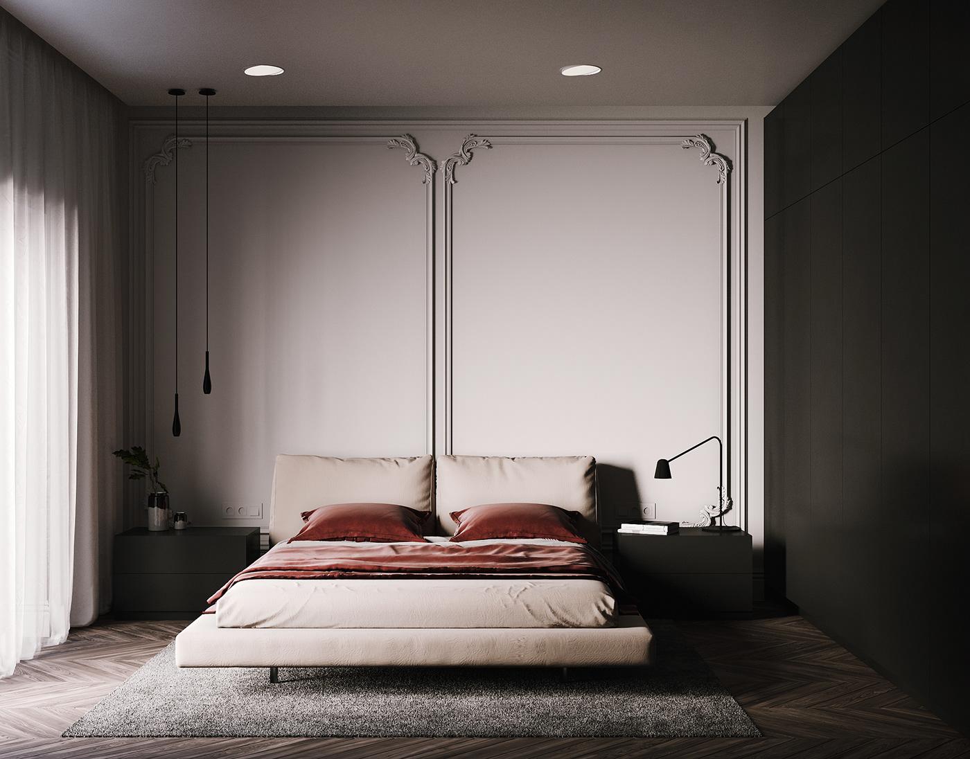 精品的44張臥室設計欣賞