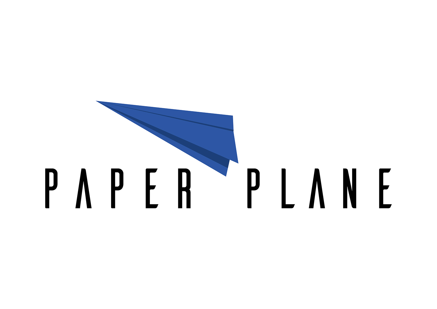 Paper Plane Logo on Behance