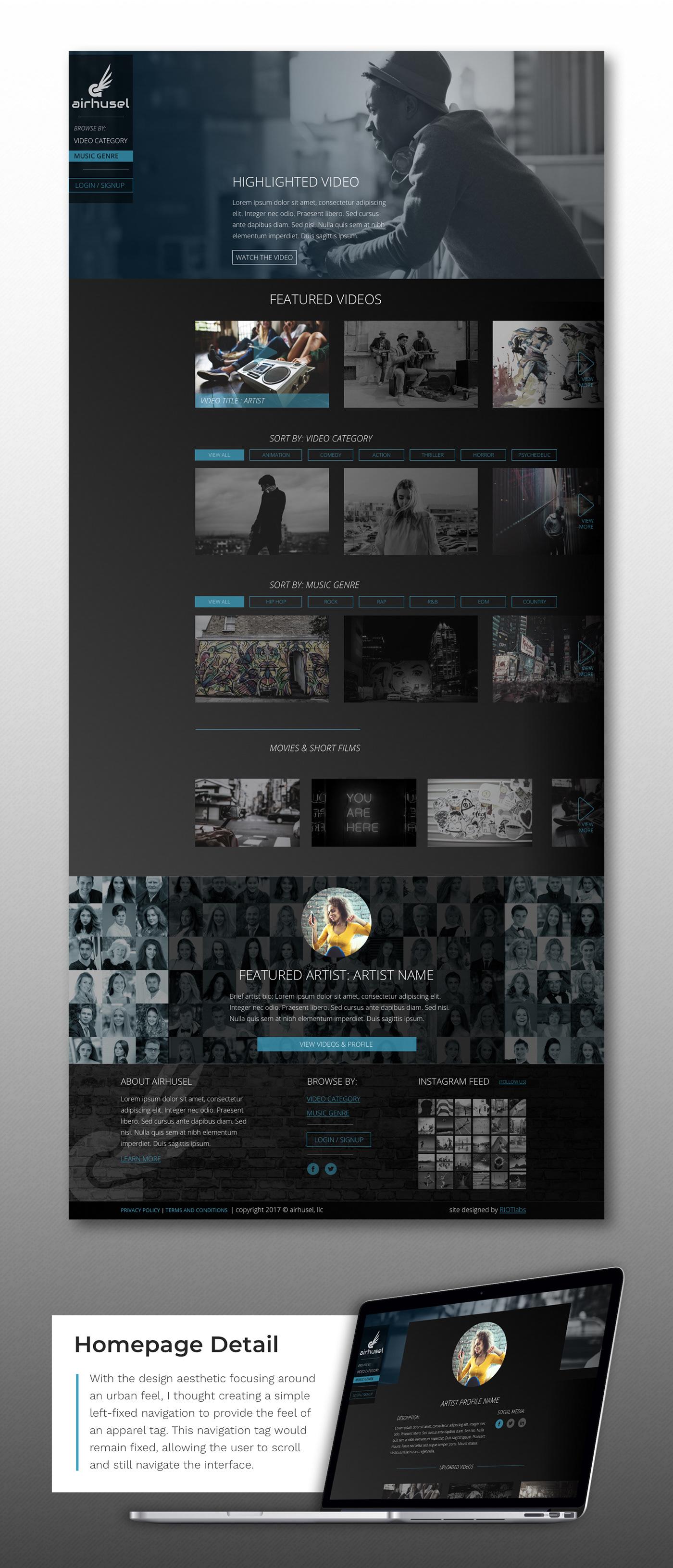 UI/UX Web Design  Branding design Logo Design