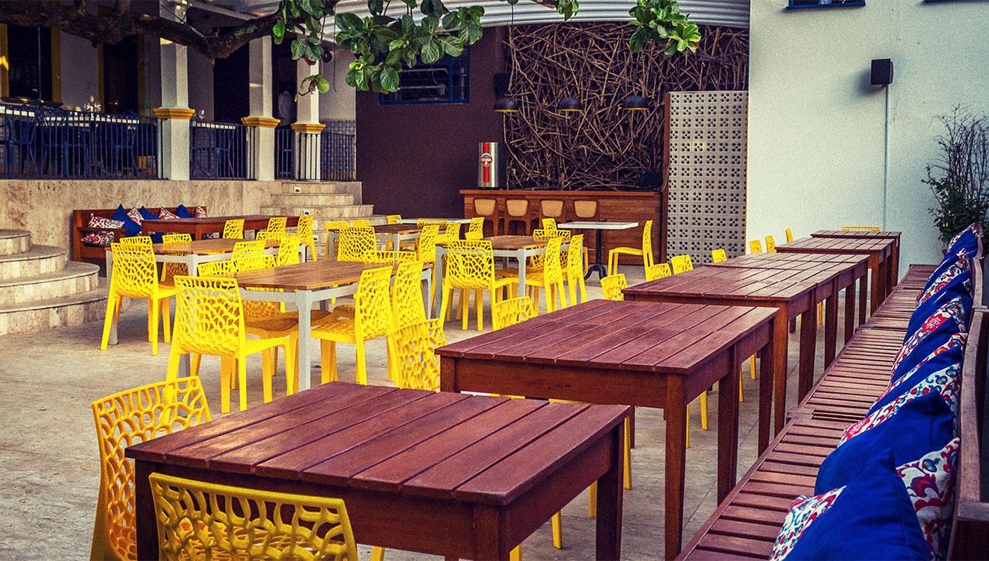 restaurant almendra salvador bahia restaurante Food  bar