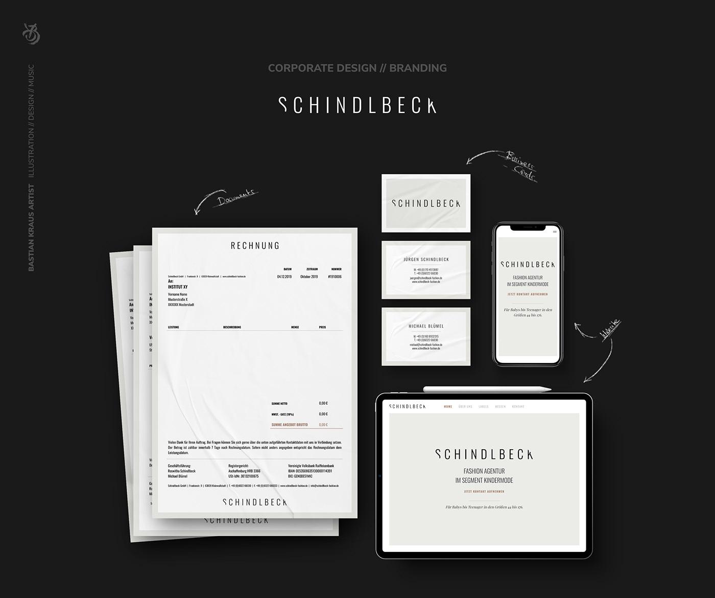 SCHINDLBECK FASHION // Overview