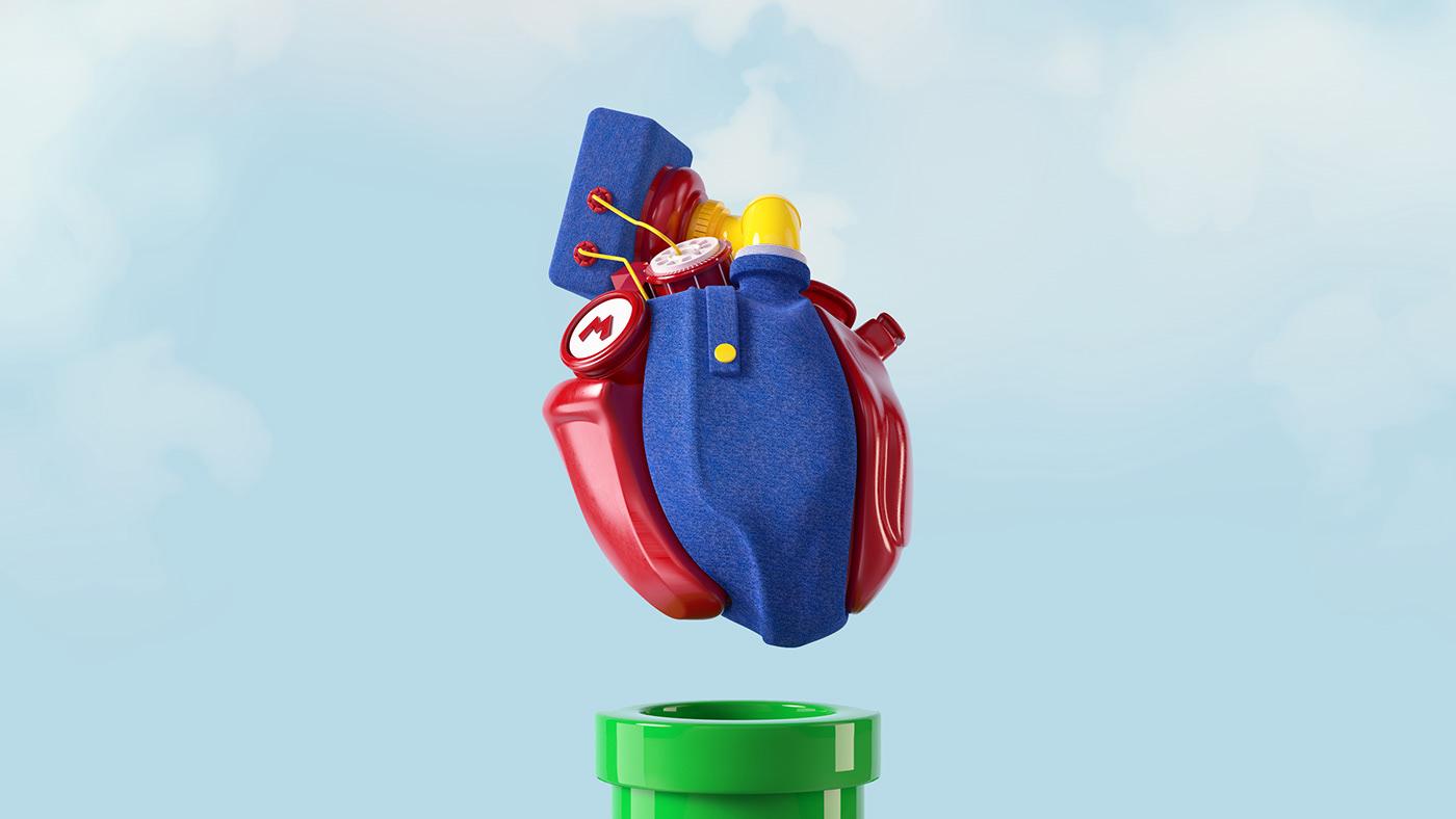 minion batman superman ironman 3d modeling Fan Art deadpool mario NBA nft